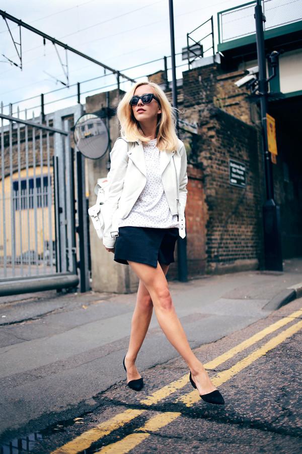 framboise fashion jacket t-shirt shoes sunglasses