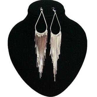 jewels drop earring for women tassel earrings long drop earrings