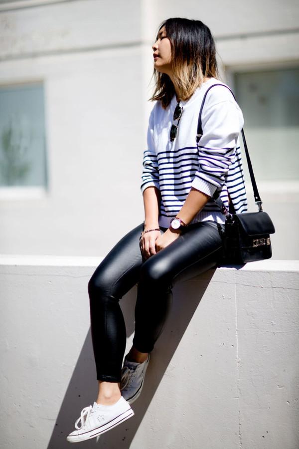 closet voyage blogger jeans