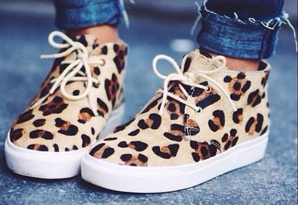 shoes panterprint fancy shoes girls sneakers multicolor sneakers leopard print shoes leopard print leopard print brown white dark brown sneakers
