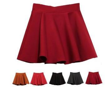 Mini skirt for autumn skirt for win..