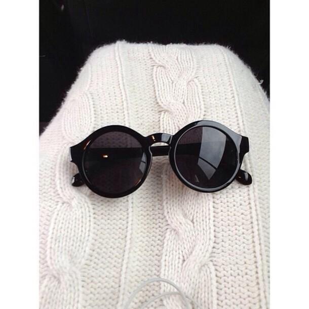 sunglasses, round sunglasses, retro round sunglasses, round ...