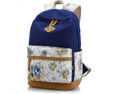 bag,identity owl,backpack,canvas,leather,floral,zip,back to school,cute,streetwear,streetstyle