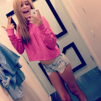 sweater acacia brinley pink sweater