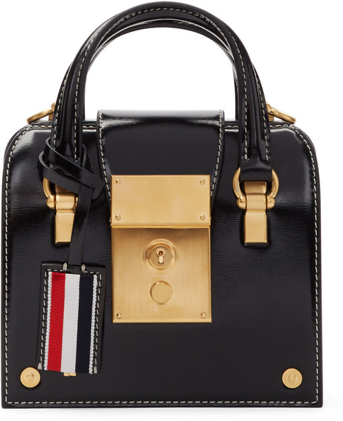 Thom Browne bag black