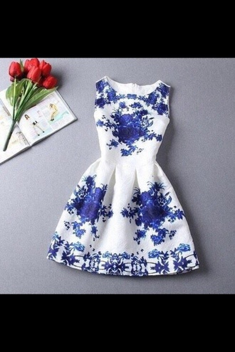 dress floral dress summer dress fashion style summer style