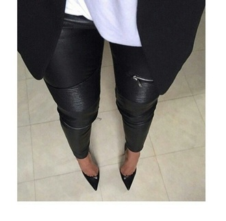 leggings leather look leather leggings leather pants black leather pants