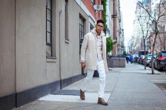 closet freaks blogger jacket jeans shoes