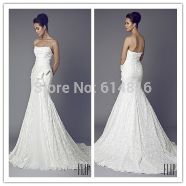 tony ward mermaid wedding dress mermaid wedding dress