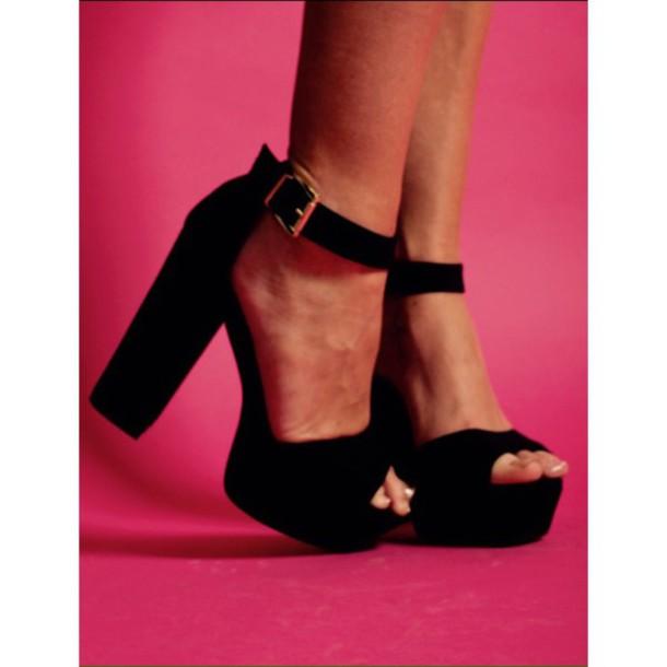 shoes platform shoes black platforms