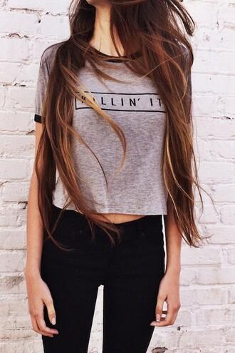 t-shirt killin it clothes swag