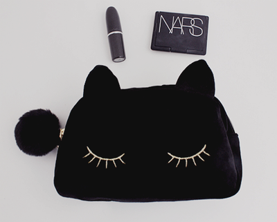 Cat Cosmetic Bag · hhotaru  · Online Store Powered by Storenvy