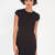 The Final Round Hem Midi Dress OLIVE MARSALA BLACK - GoJane.com