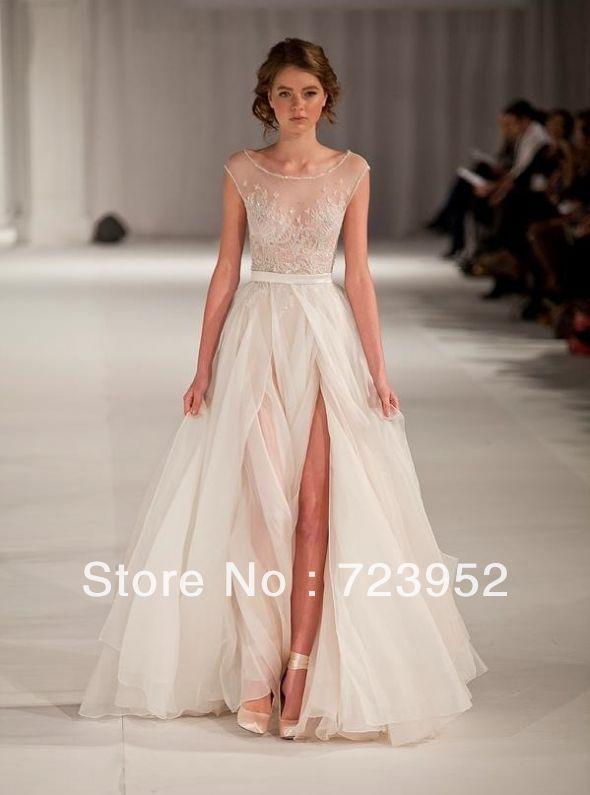 Aliexpress.com : Buy Hot Designer Elie Saab Formal Evening Dresses ...