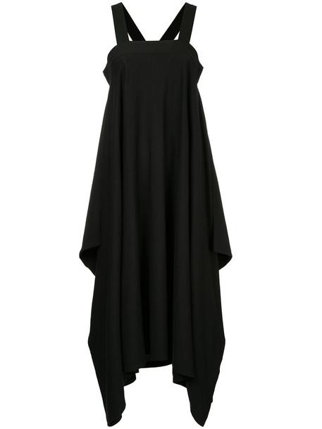 Taylor dress women cotton black