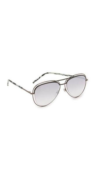 dark sunglasses aviator sunglasses grey
