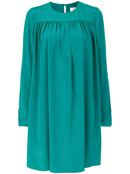 Dvf Diane Von Furstenberg dress oversized women green