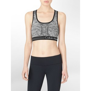 d852f0ee01 Calvin Klein Performance Space Dyed Reversible Sports Bra