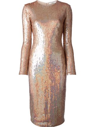 Givenchy sequined bodycon dress