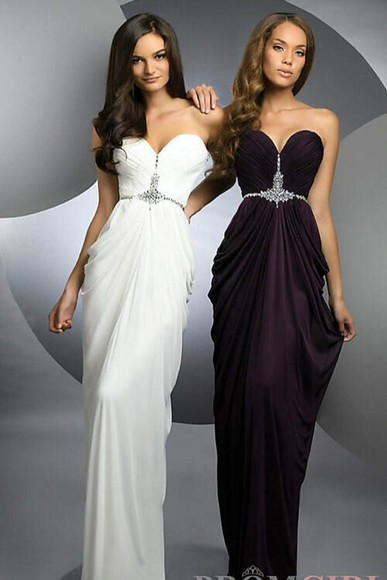 dress jewels waist prom pro girl long long dress bling sweetheart sweetheart neckline