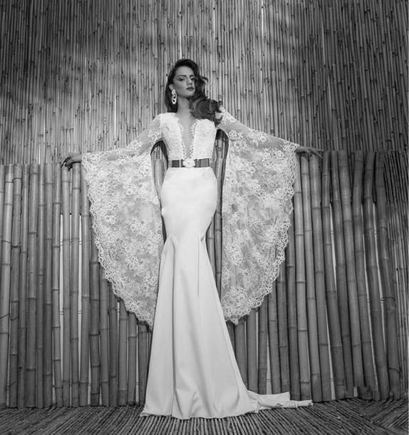 Dress Galia Lahav Wedding Dresses Mermaid Wedding Dress Long Puff