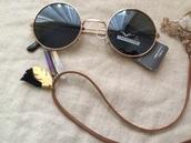 sunglasses,round lens,golden sunglasses,boho,boho hippie dress fashion,boho chic,boho jewelry,boho necklace,boho choker,retro sunglasses,retro,round sunglasses,round frame,vintage,vintage sunglasses,vintage sunglass,vintage sunnies,hippie glasses,green sunglasses,gold sunglasses,quartz,crystal quartz,crystal,iridiscent skirt,gold ring