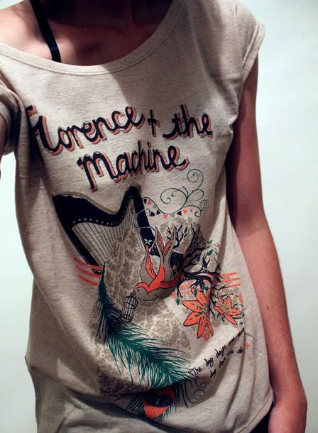 florence the machine shirt