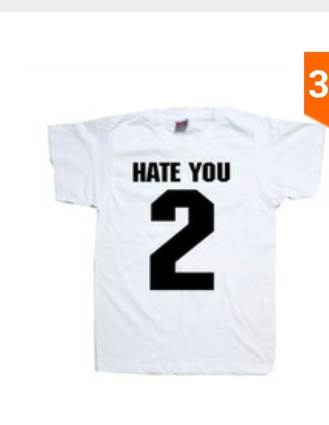 blouse hate you 2 shirt