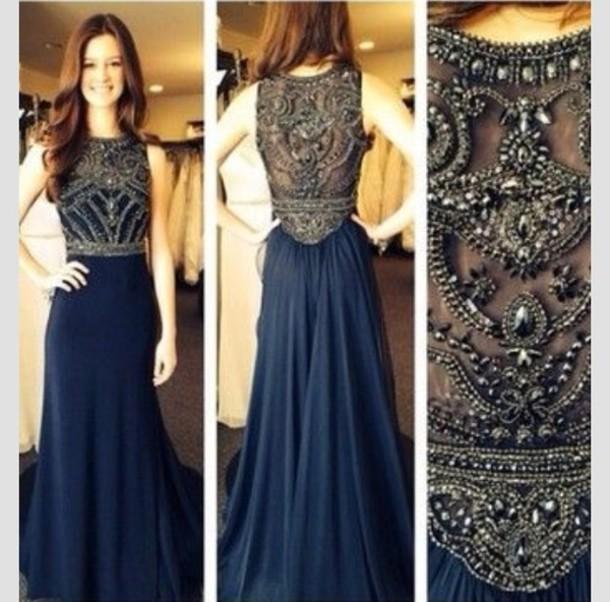 Annie's Yule Ball Gowns Zq1b0v-l-610x610-dress-prom-dress-dark-blue-dress-back-detail-long-prom-dresses