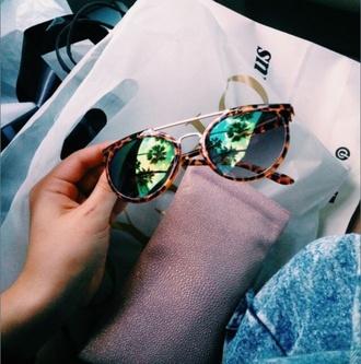sunglasses cheetah print