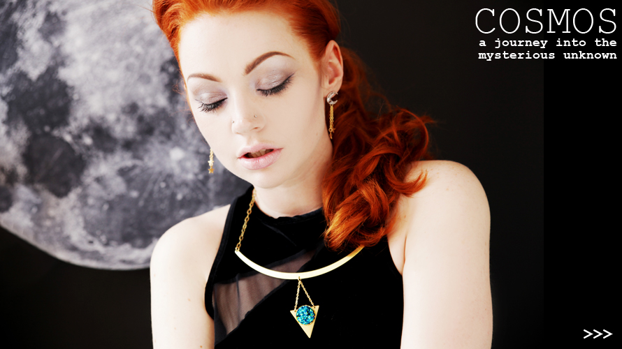 Vintage Jewellery & Hair Accessories | Eclectic Eccentricity Vintage Jewellery