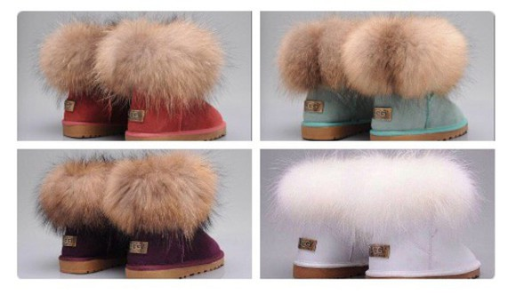 boots fur shoes winter ugg boots