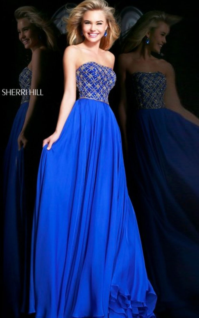 Sherri Hill Prom Dress...