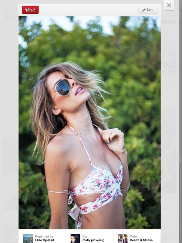 swimwear summer floral bikini bikini top floral swimwear