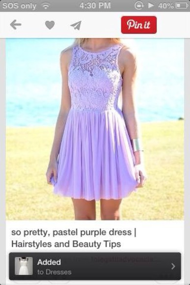 cute dress color purple violet colour soft prom prom dress graduation graduation dress