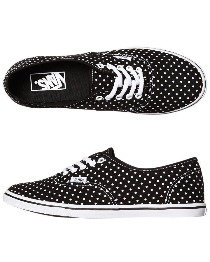 New Womens Vans Womens Authentic Lo Pro Shoe Ladies Sneaker | eBay