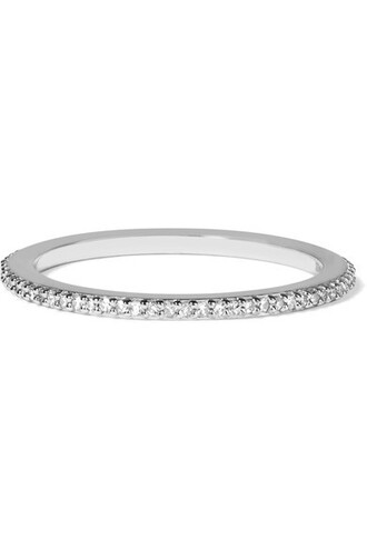 diamond ring ring silver jewels