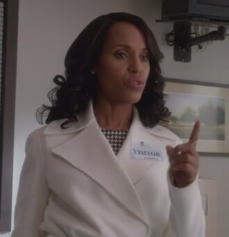 coat white olivia pope scandal wool kerry washington