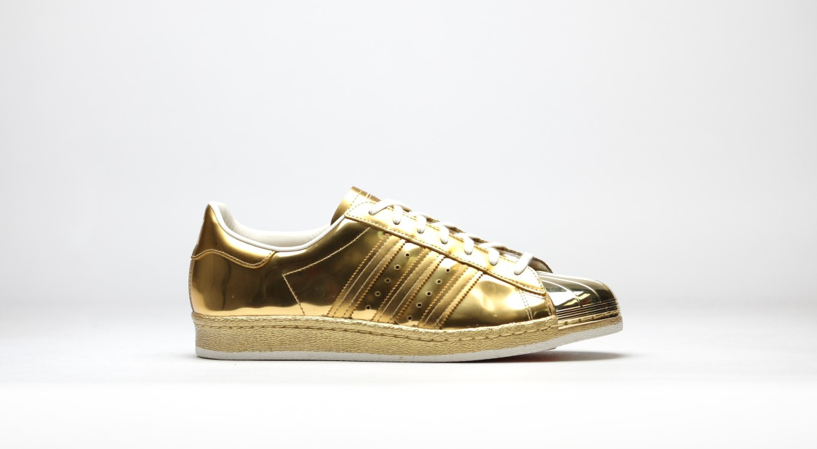 cheap for discount 6cc3a 04345 Superstar 80s Metal