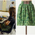 Shop Your Tv: Pretty Little Liars: Season 3 Episode 3 Aria's Green Patterened Skirt