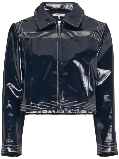 jacket women blue