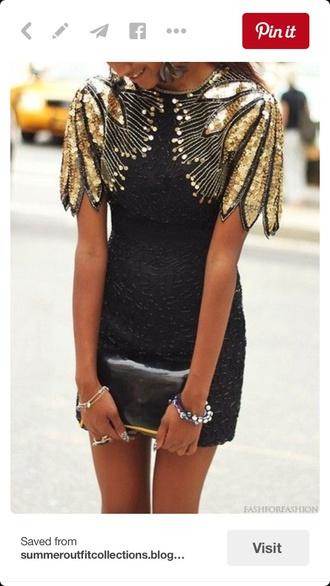 dress dress glam beaded sparkle dress