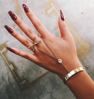 jewels accessories arrow beautiful