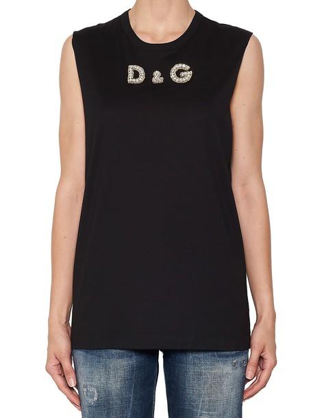 Dolce & Gabbana top black