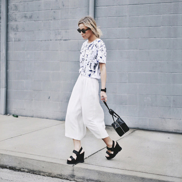 happily grey blogger top bag shoes jewels sunglasses