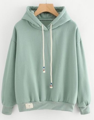 sweater mint pastel oversized soft comfy