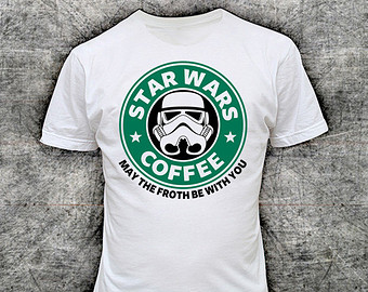 3036 star wars coffee stormtrooper sweatshirt space sci