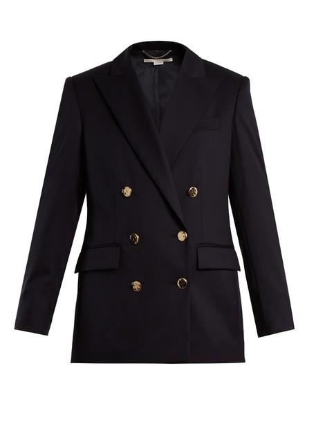 jacket wool jacket wool navy