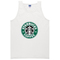 Starbucks coffee tanktop - basic tees shop