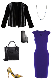 jacket,leather jacket,bodycon dress,shift dress,black leather bag,how to get away with murder,office outfits,work outfits,eyebrows,dress,jewels,bag,shoes,polyvore,black jeans,pearl